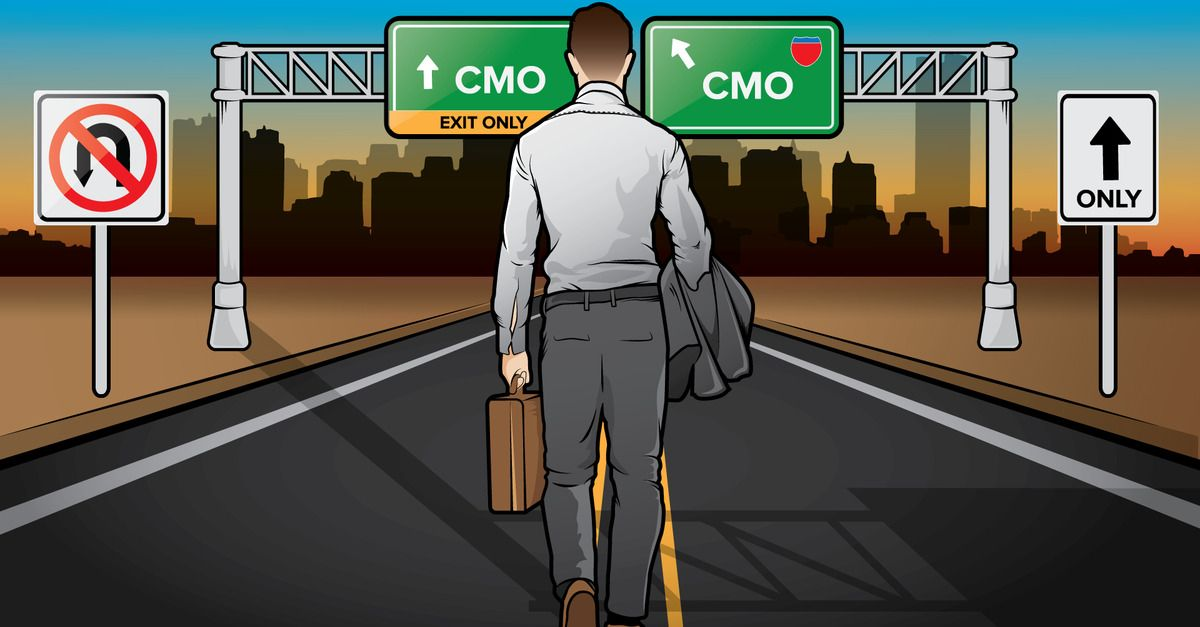 7 marketing professionals talk about their path to becoming a CMO
