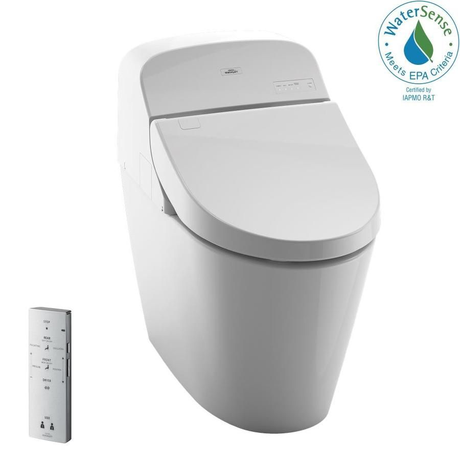 Toto G400 Cotton White Watersense Dual Flush Elongated Chair Height 2 Piece Toilet 12 In Rough In Size Ms920cemfg 01 In 2020 Washlet Bidet Toilet Seat Toilet