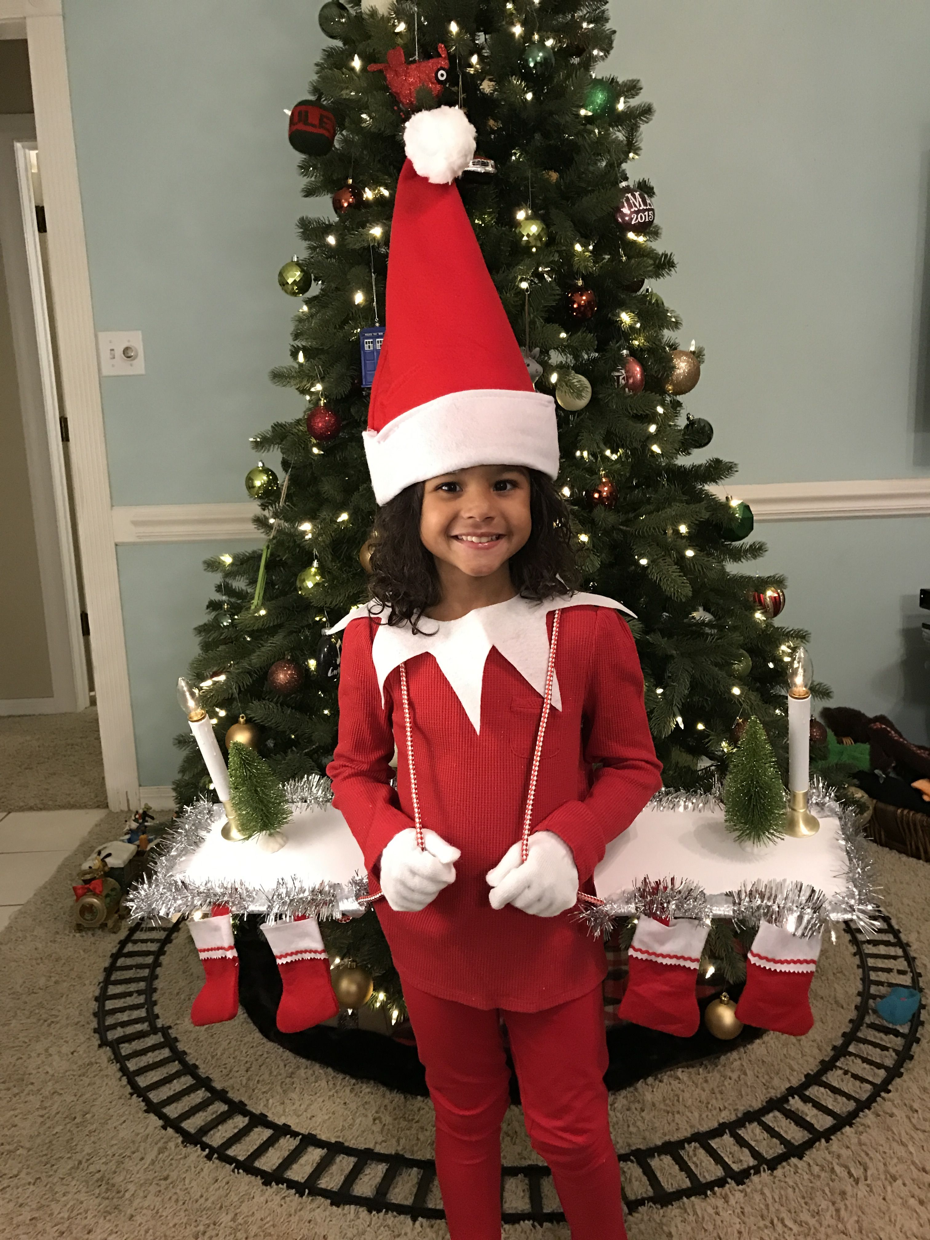 Pin by Anna McCauley on Elf on shelf costume