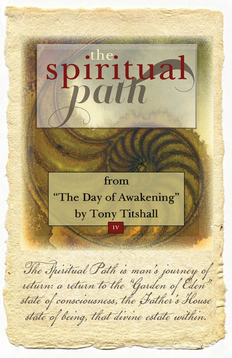 Ch 4 The Spiritual Path | Illuminated Cards and Prints