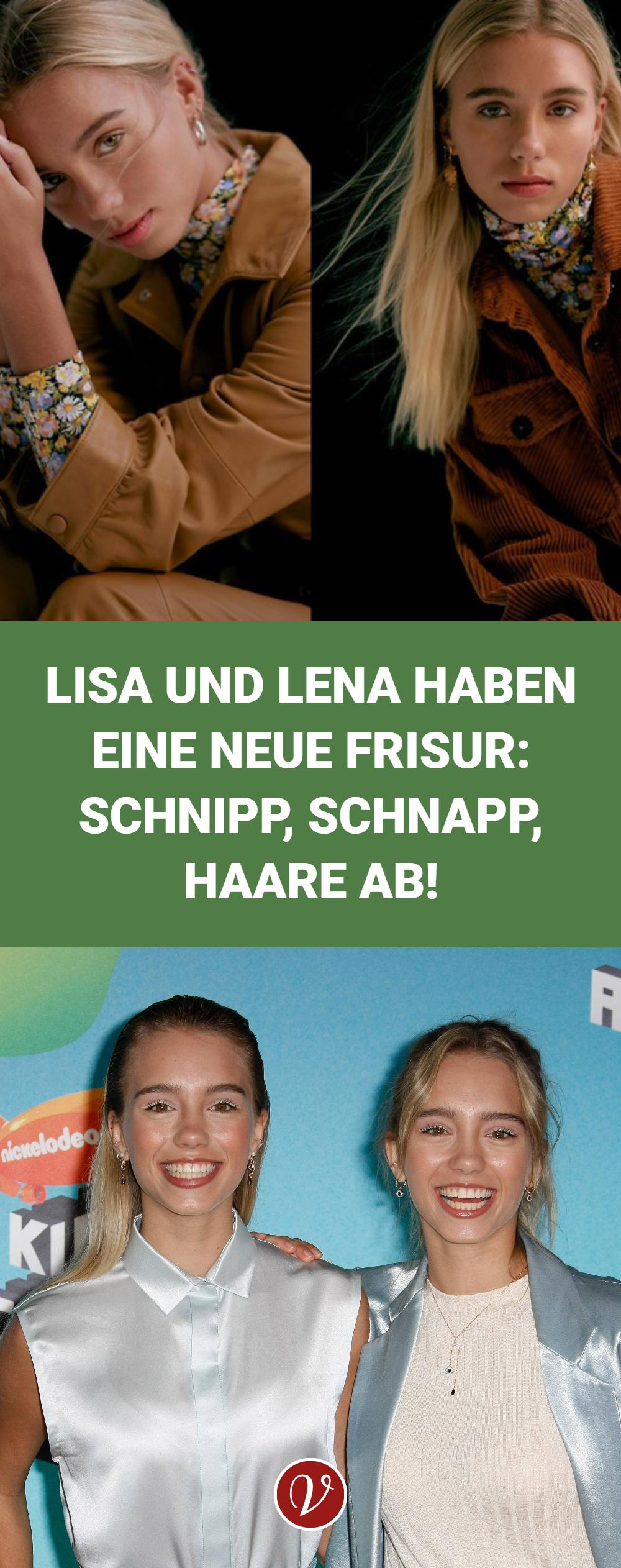 Lisa Und Lena Haben Eine Neue Frisur In 2020 Neue Frisuren Haare Ab Lisa