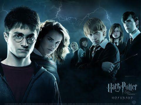 Harry Potter y la orden del fénix 2007 - películas de aventuras En Español- Peliculas De Accion - YouTube
