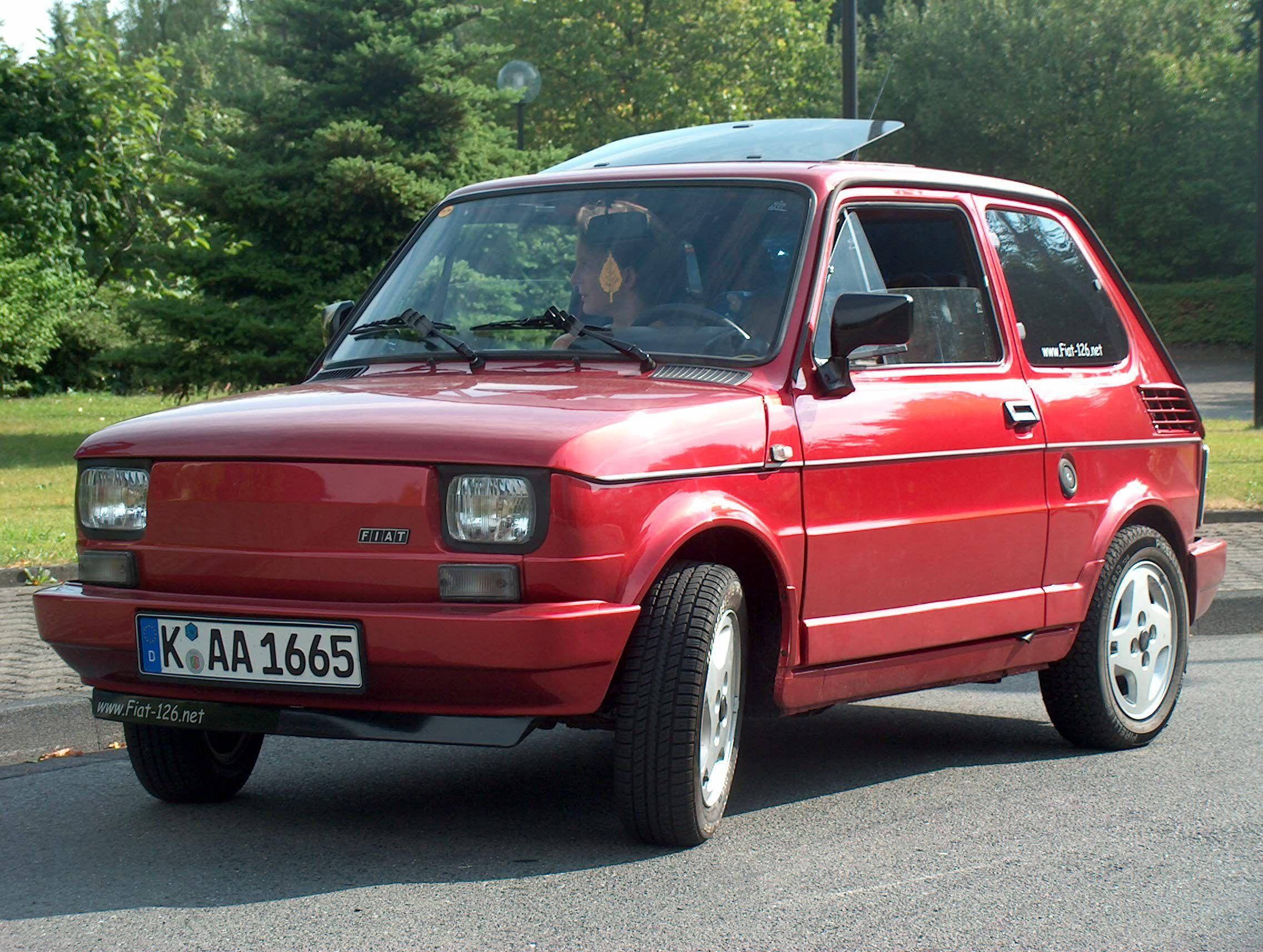Fiat 126 Bis Auto