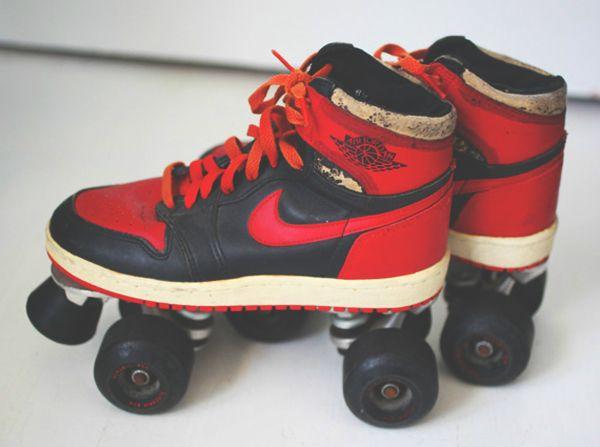 Air Jordan 1 Roller Skate Roller Shoes Air Jordans Ebay Sneakers