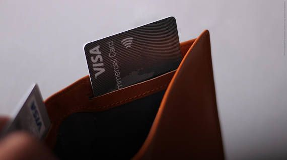 26f7d894c1d8 RFID Leather Wallet. Is your wallet a pain in the pocket  Introducing our  new