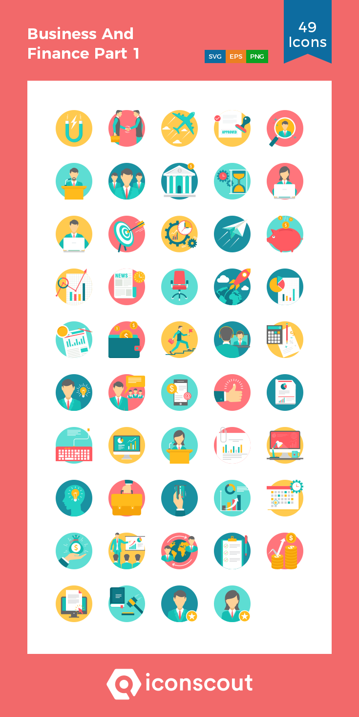 Download Business And Finance Part 1 Icon Pack Available In Svg Png Eps Ai Icon Fonts Icon Icon Pack Credit Card Icon