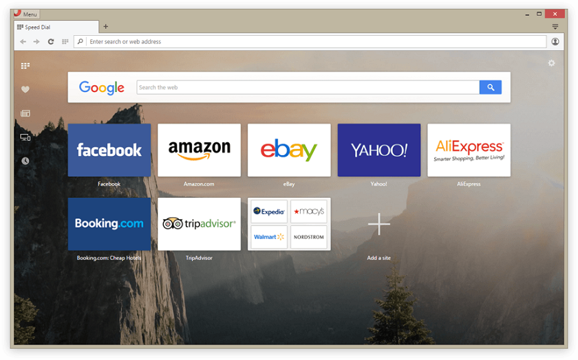 Opera Browser With Vpn For Pc