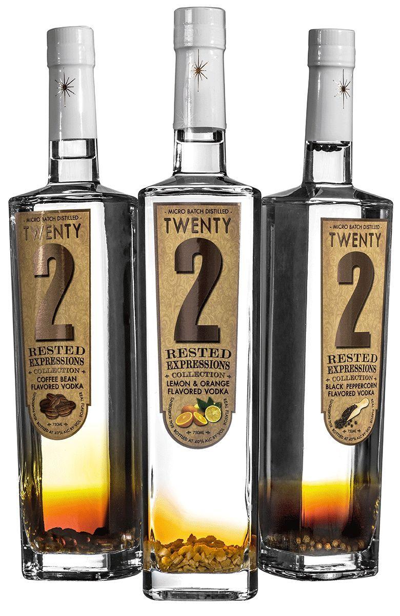 Artisanal Vodka Flavors Vodka Infused Vodka Organic Vodka