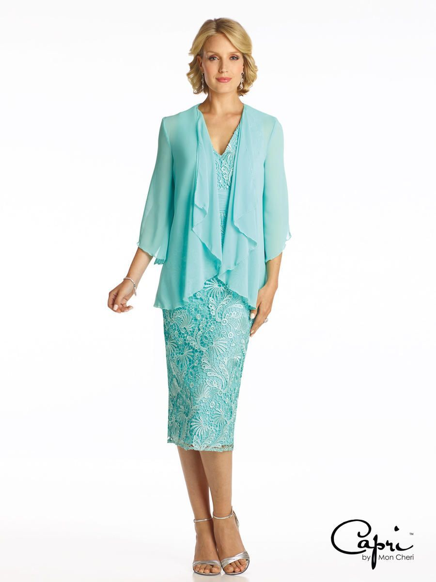 Capri by Mon Cheri CP11621 Lace Jacket Dress   Pinterest   Quarter ...