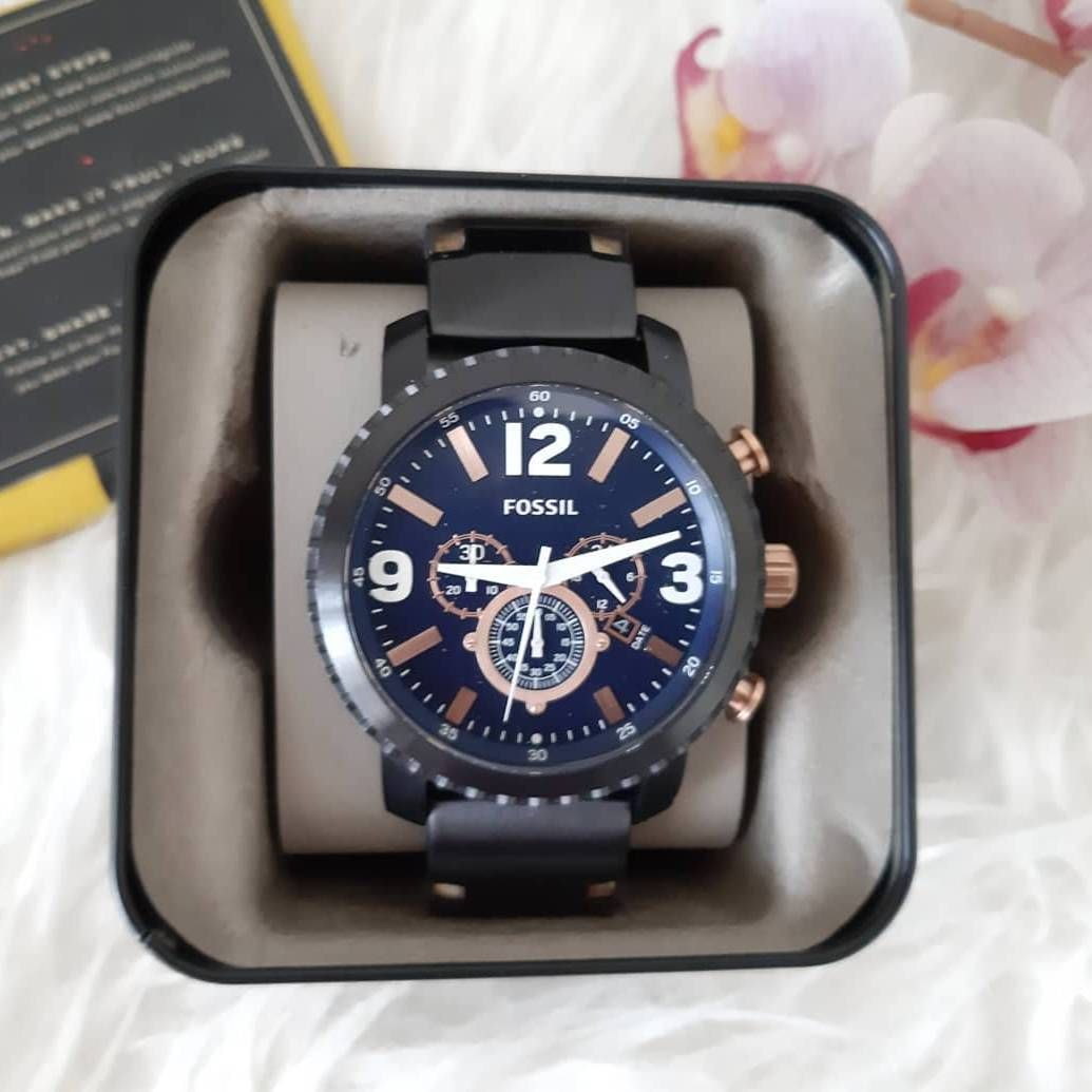 Inastagram snurvi28. Fossil Nate Chronograph Fossil
