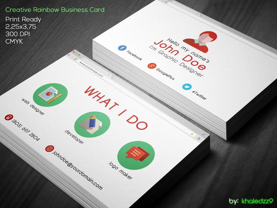 Flat google browser business card by khaledzz9iantart on flat google browser business card by khaledzz9iantart on deviantart reheart Choice Image