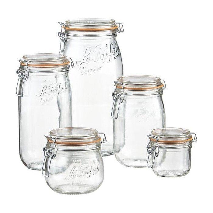 10 Easy Pieces Food Storage Containers Plastic Free Edition Trastes De Cocina Almacenaje De Cocina Envases De Vidrio