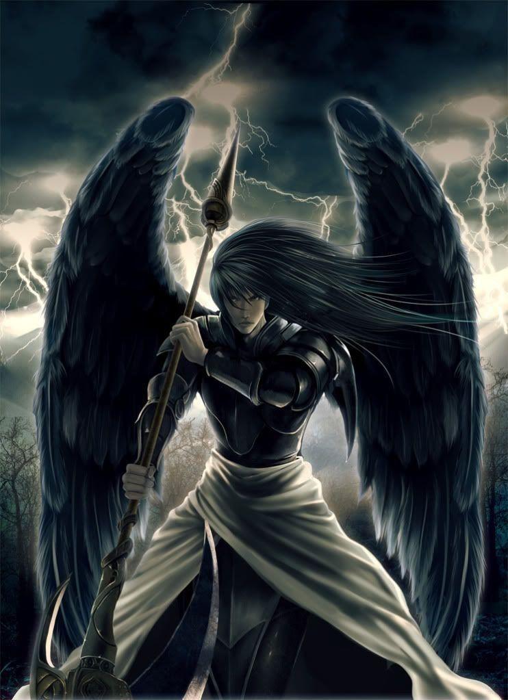 Dark Angels Fantasy Art