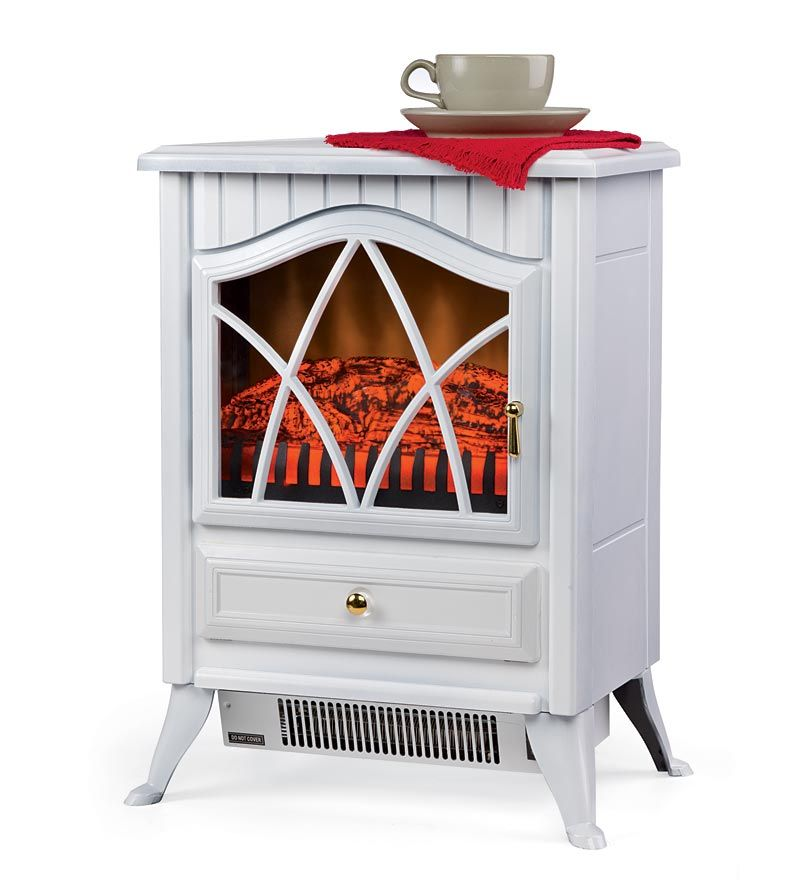 an electric fireplace - LOVE - just like \'posie gets cosy\'   girls ...