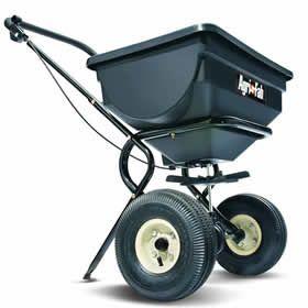 Agri Fab 45 0388 85 Lb Push Broadcast Spreader Fleet Farm Gardening Gear Seeding Lawn