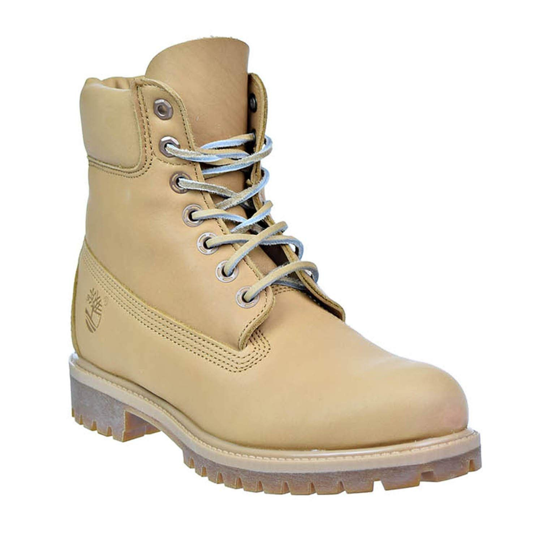 3b1ec2c37c96  Affiliate  Timberland 6 Inch Premium Waterproof Mens Boots Natural tb0a1jjb