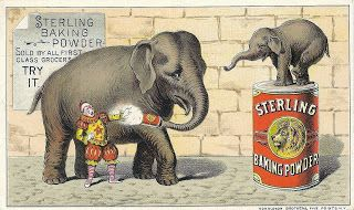 vintage trade card from my collection Land Of Nod Studios