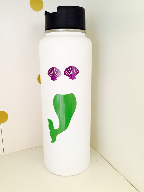 Turtle Decal For Hydroflask Etsy