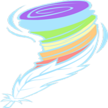 White Whirl S Cutie Mark Roblox My Little Pony Wallpaper Mlp Cutie Marks Mlp My Little Pony