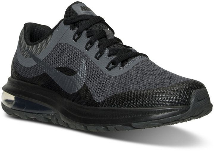 713894569ab66 Nike Big Boys  Air Max Dynasty 2 Running Sneakers from Finish Line - Finish Line  Athletic Shoes - Kids   Baby - Macy s