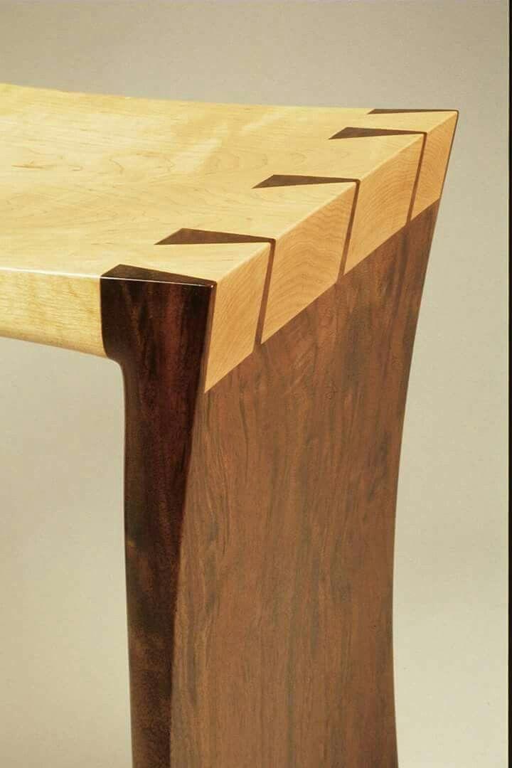 Beautiful atelier pinterest ebenisterie assemblage et bois - Assemblage bois japonais ...