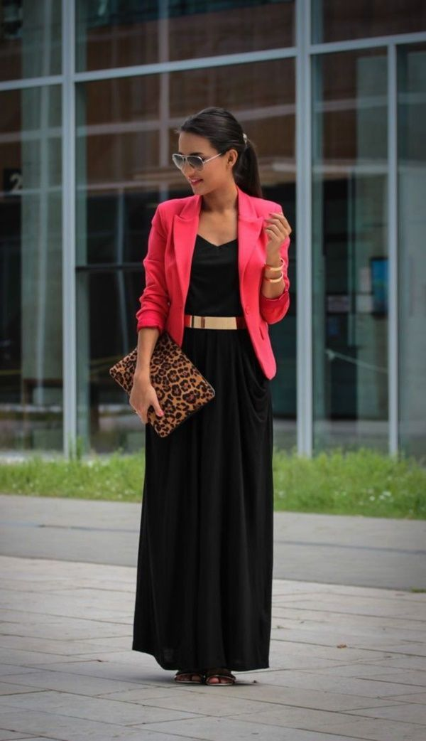 a875381bcea 40 Trendy Blazer Outfit For The Office And Still Look Cute