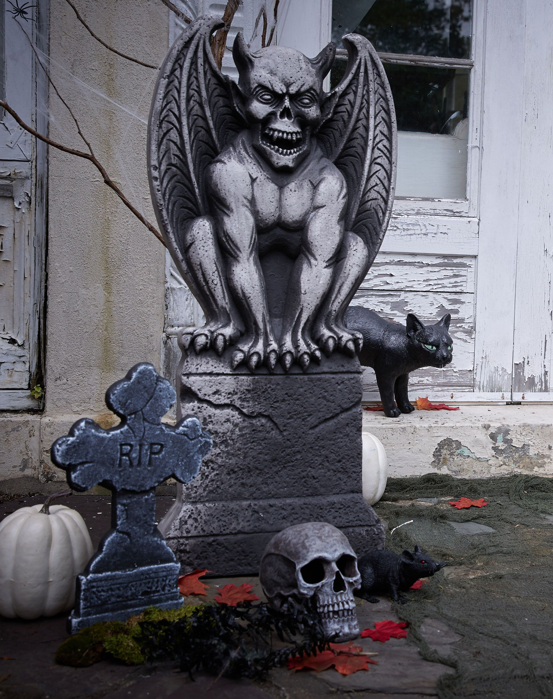 Halloween Tombstones - Cemetery Decorations  Spirithalloweencom