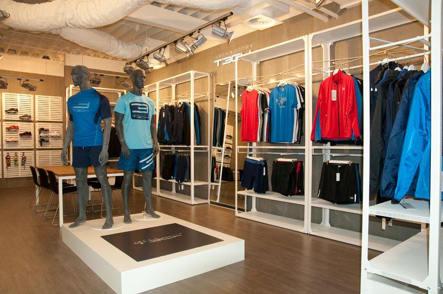 Showroom #Jack&JonesTech @SBCleusden
