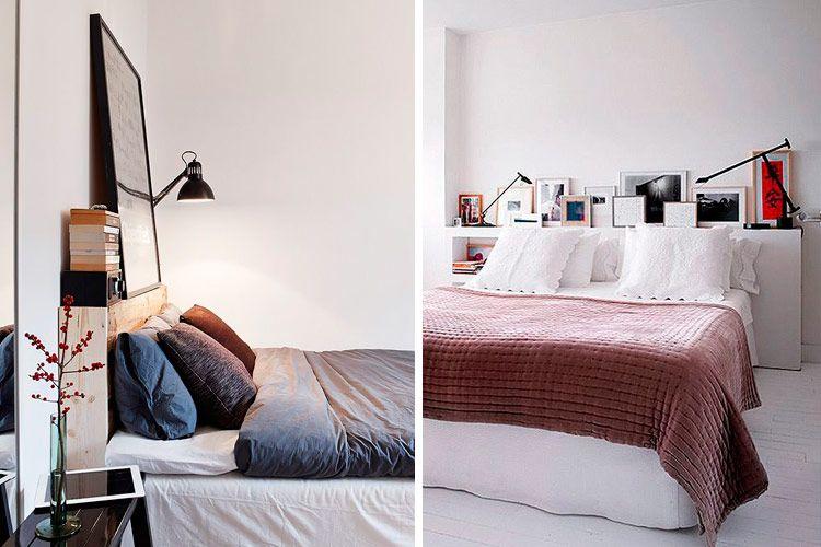 cabeceros de obra para decorar tu dormitorio cabezal de cama