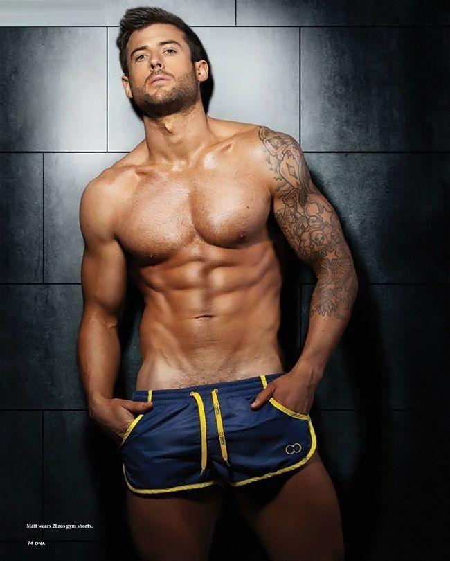 Gay camero underwear video