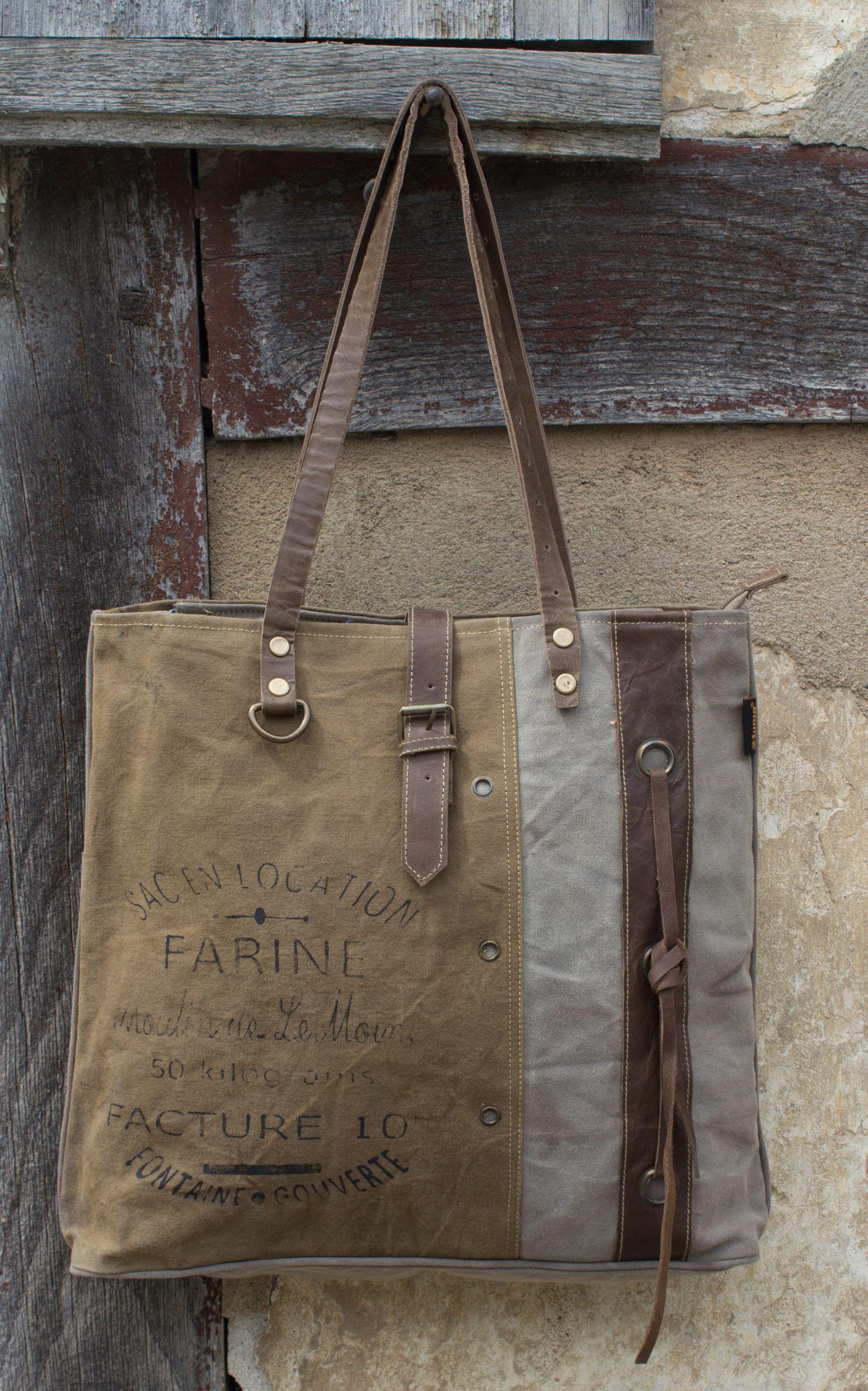 Sunsa Vintage Tasche Shopper Canvastasche Handtasche Segeltuch Damentasche In Braun Canvas Leather Bag Denim Tote Bags Cloth Bags