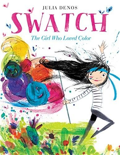 Swatch:+The+Girl+Who+Loved+Color+on+www.amightygirl.com