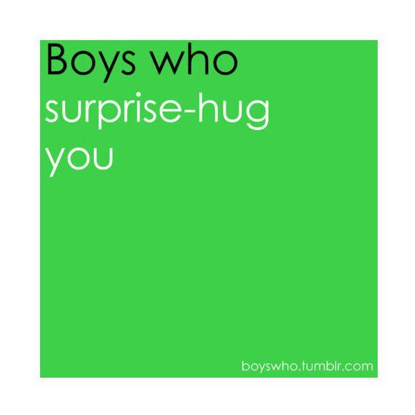 boys who... | Tumblr found on Polyvore
