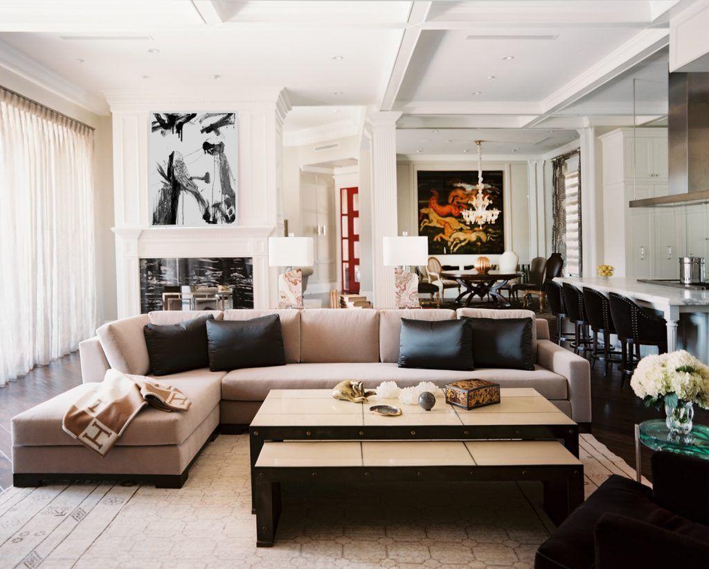 A Glamorous Home Influenced By 1940 S Design Interior Desig
