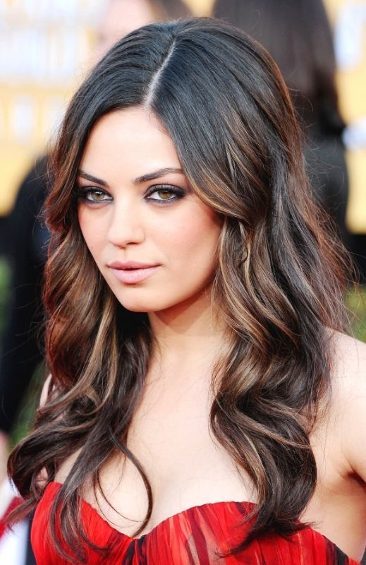 Highlights Mila Kunis Boss Hair They Are All Dumbstruck With