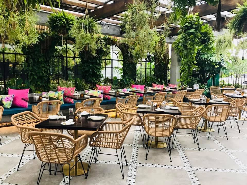 16 Top Spots For Patio Dining in Miami Patio dining