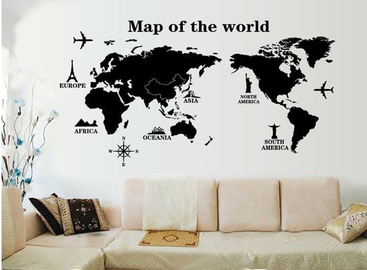 טפט מפת העולם - חיפוש ב-Google