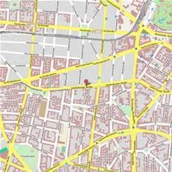 Berlin City Centre Map Places To Visit Pinterest Berlin - Map of berlin city centre