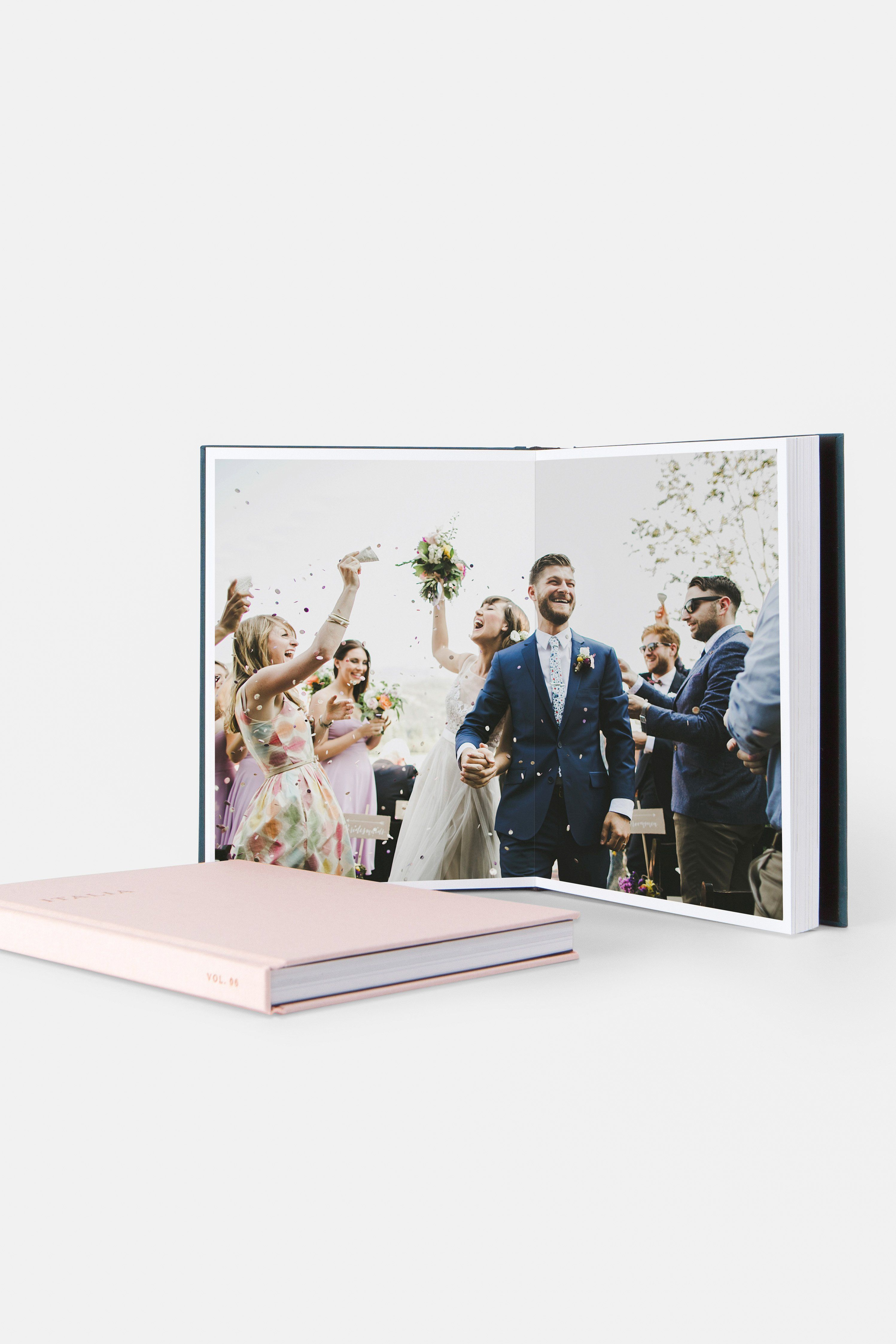 The Best Wedding Albums For Every Budget Wedding Photo Albums Wedding Album Wedding Book