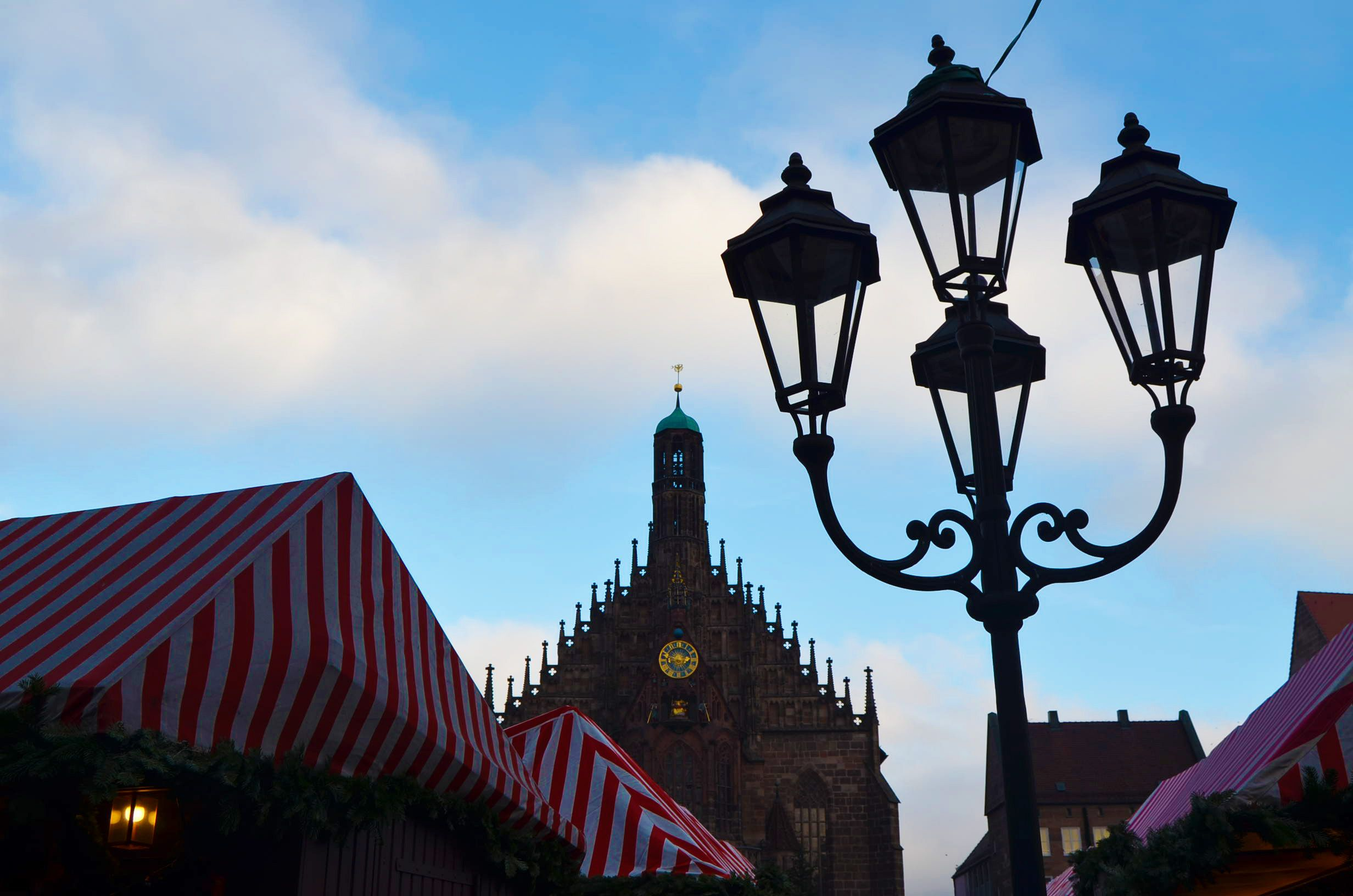 Mercado navideño Núremberg
