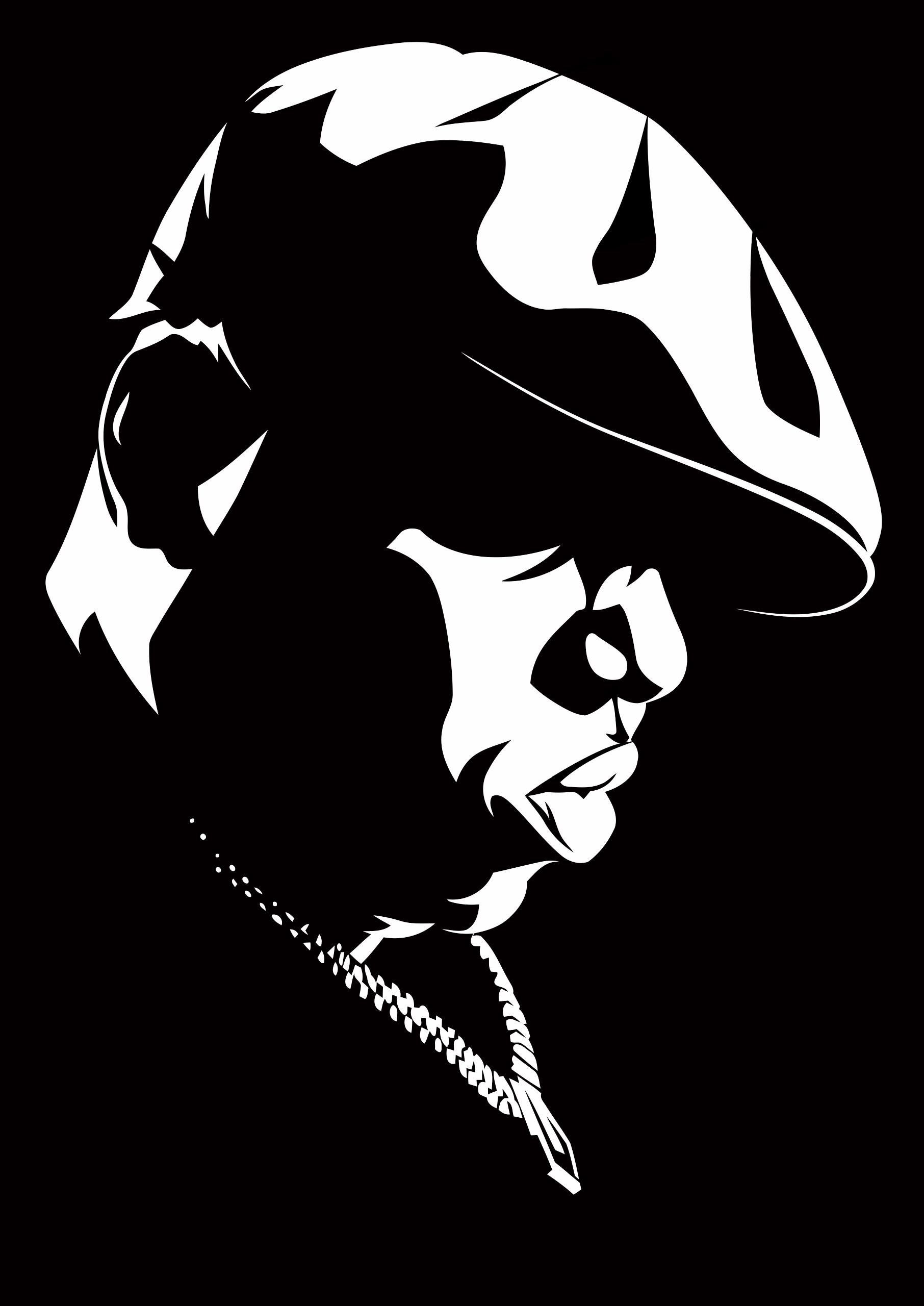 Biggie Smalls Stencil Biggie Smalls Art Hip Hop Art Hip Hop