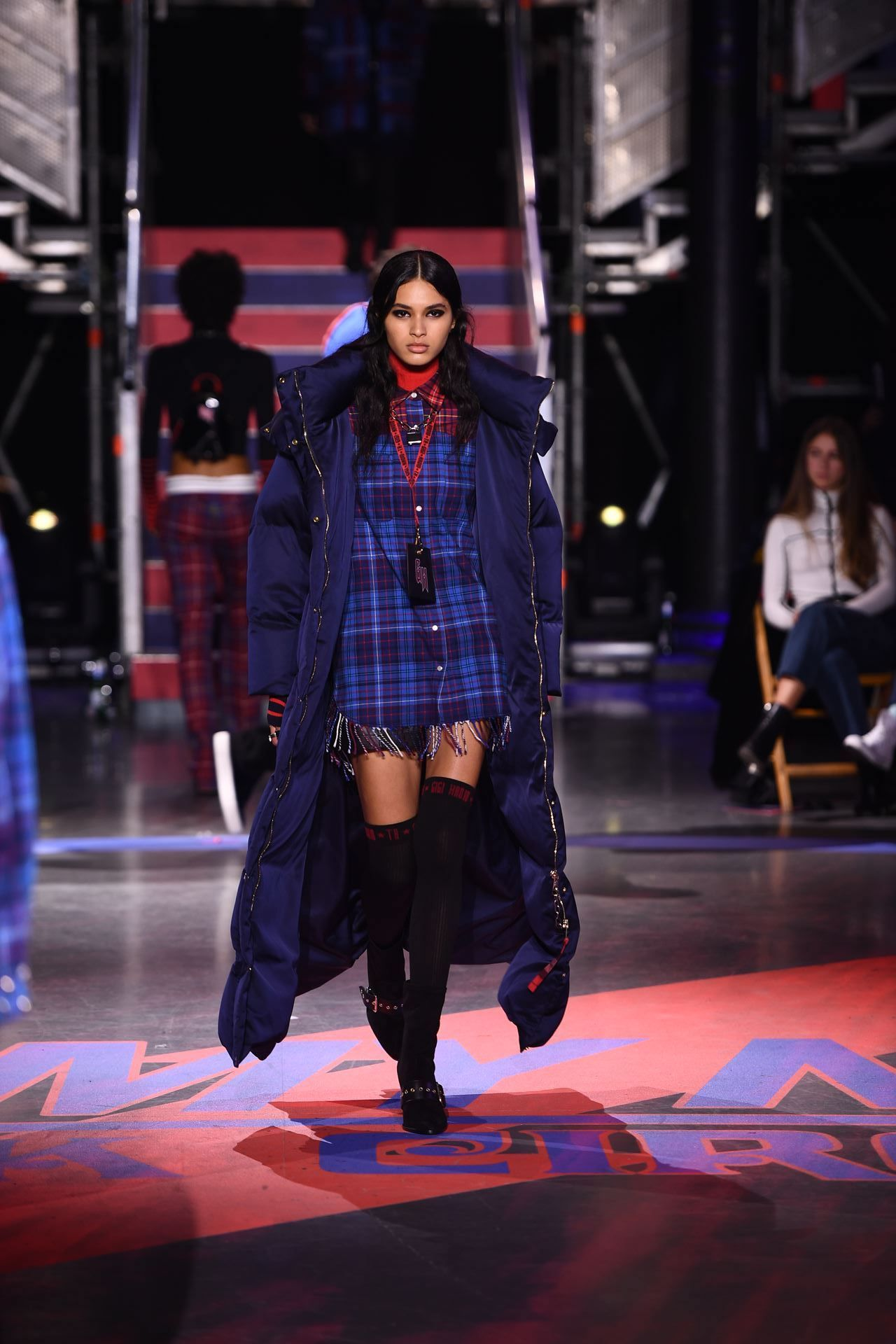722bfe5e8133a Aira Ferreira in Gigi s favorite coat