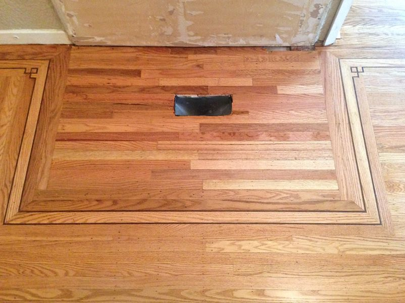 Repair Hardwood Floor After Removing Wall Google Search