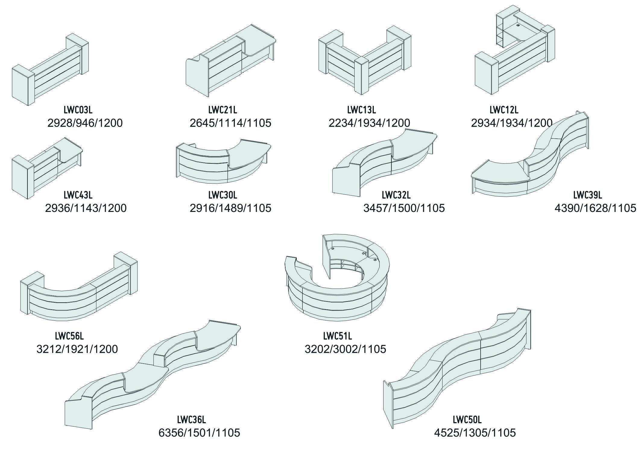 نتيجة بحث الصور عن Office Furniture Dimensions Office Designs Pinterest  Reception ...