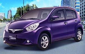 Paket Kredit Dp Ringan Daihatsu Sirion Daihatsu Chevrolet Mazda