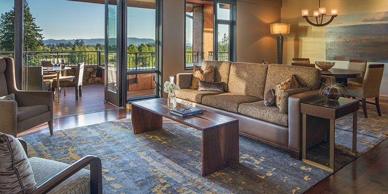 Luxury Newberg Oregon Hotel Willamette Valley The Allison Inn