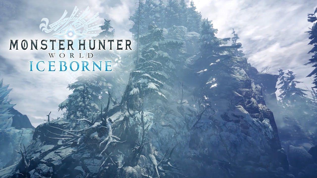 Monster Hunter World Iceborne To Hoarfrost Reach