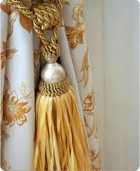 Collection Of Tassels From My Travels Curtain Accessories