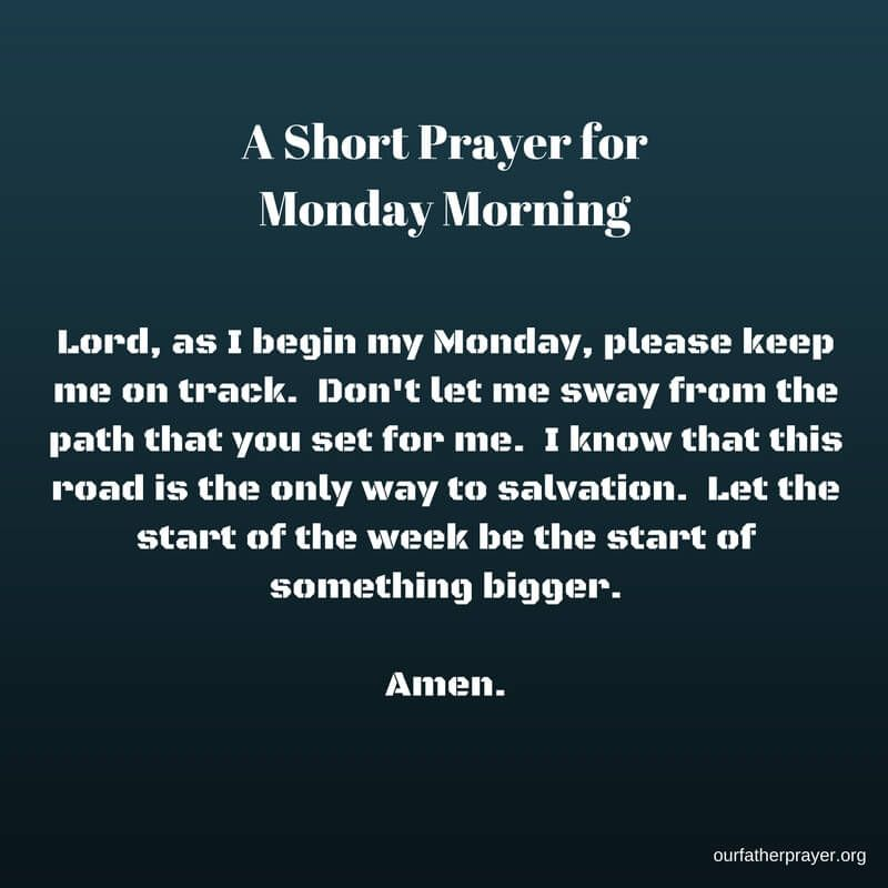 A Christian Prayer To Start Your