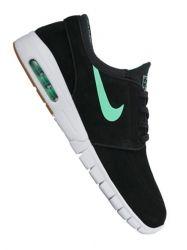 Nike SB Stefan Janoski Max L blackgreen glow white gum